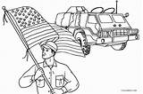 Army Coloring Pages Printable Cool2bkids sketch template