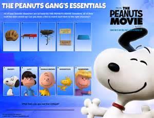 Peanuts the Movie Printable Activities
