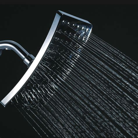 Shower Heads For Low Pressure by 9 Quot Low Water Pressure Boosting Shower For