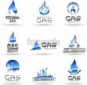 Natural gas company logo vector free download. File ...