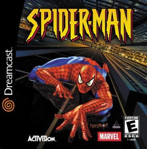 spiderman dreamcast game
