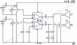 I U0026 39 M Yahica  5v Amplifier Circuit