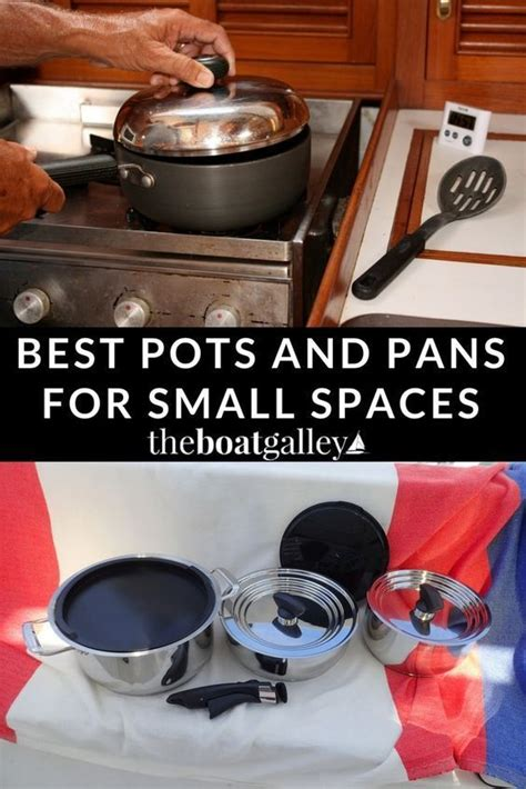 boat nesting living pans cookware sailboat spaces much theboatgalley space pots water