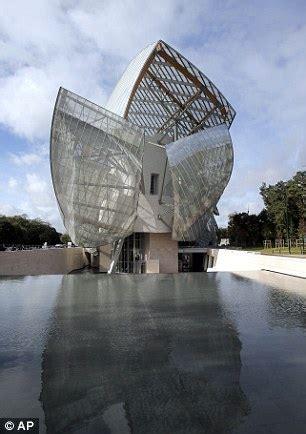 louis vuitton art museum opens  paris france daily