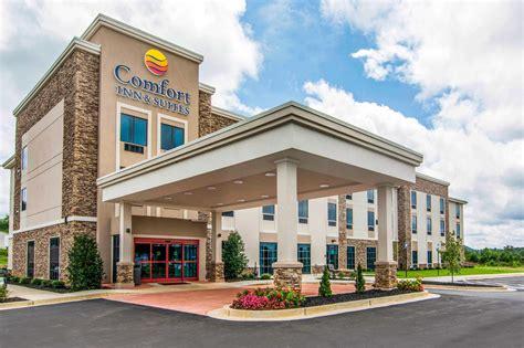 Comfort Inn & Suites In Ellijay, Ga 30540