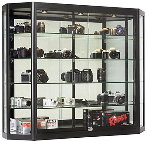 wall mounted trophy cabinets purchase stylish trophy cases for commercial use from our