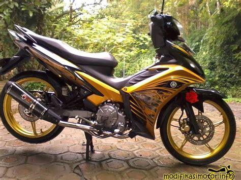 Modifikasi Motor Mx by 20 Gambar Foto Modifikasi Motor Yamaha Jupiter Mx New
