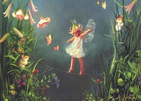 Beautiful Animated Fairies Wallpapers - wallpapers 183