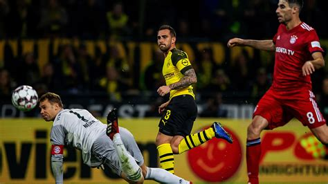 April 13, 2016 at 3:45 pm bst. Bundesliga: BVB beat Bayern 3-2 as Duesseldorf smash 10 ...