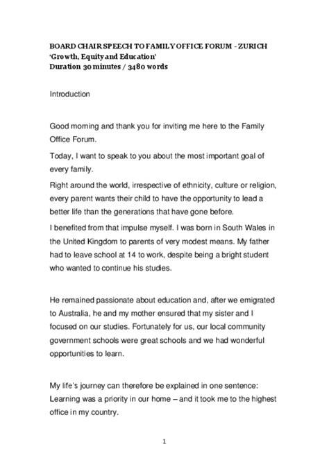 speech  julia gillard   family office forum zurich