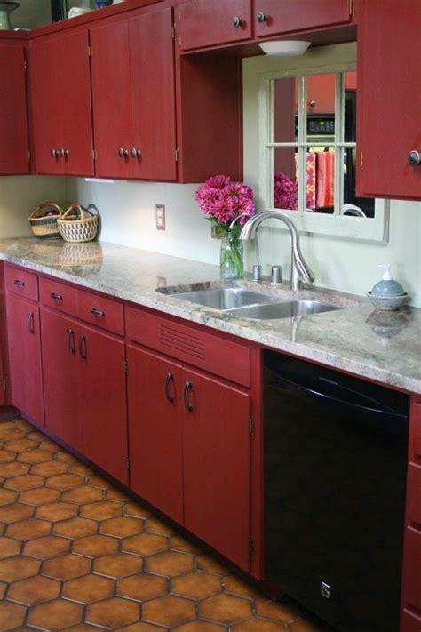 meuble de cuisine rustique comment repeindre une cuisine idées en photos