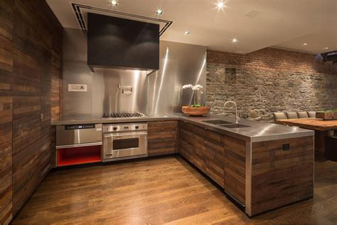 kitchen wall covering ideas wood panels wall modern and property design idolza
