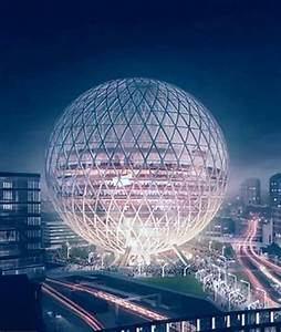Glass orb 'Golf Ball' to be London's 'next big building ...