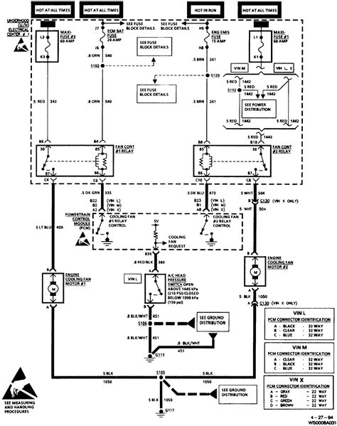96 Oldsmobile Achieva Fuse Diagram by 1995 Olsmobile Cutless Supreme I Replaced The Pcm And