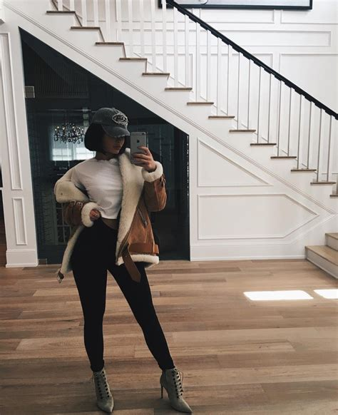 Kylie Jenner Poses for Glamour UK u0026quot;I Do Consider Myself a Feministu0026quot;