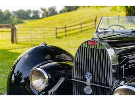 For sale a very rare 1989 bugatti type 55 left hand drive. 1938 Bugatti Type 57 for Sale | ClassicCars.com | CC-1436206