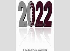 Qatar flag 2022 text illustration Qatar flag 2022 text