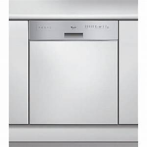 Lave Vaisselle Encastrable Promo : whirlpool lave vaisselle encastrable adg4820s achat ~ Edinachiropracticcenter.com Idées de Décoration