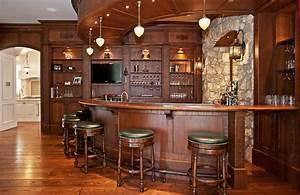 Interior Designs : Corner Bar Ideas Basement Bar Design