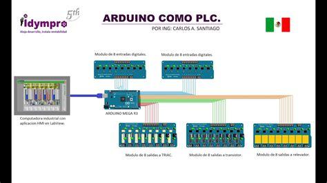 arduino como plc
