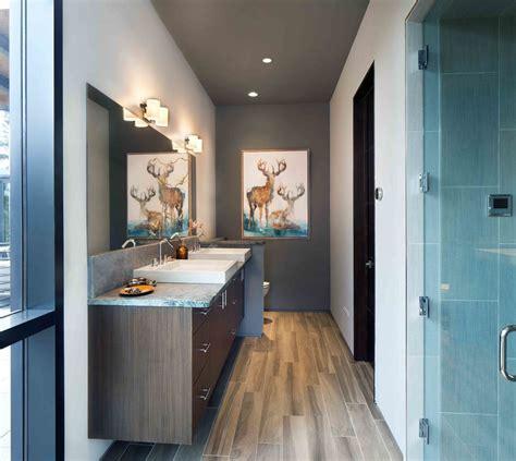 chambre attenante moderne maison rustique à l architecture et agencement