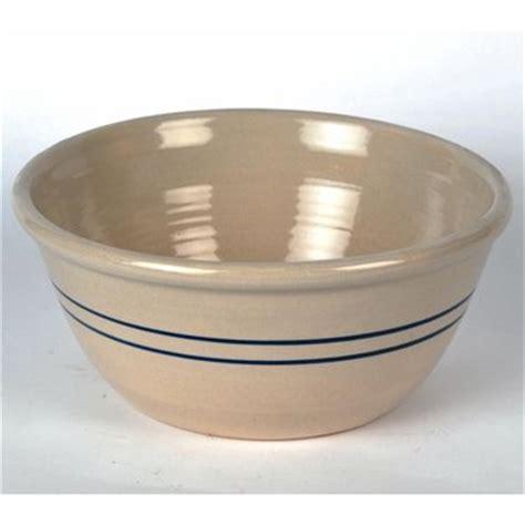 large ceramic mixing bowl 16 heritage blue stripe stoneware mixing bowl baking 6785