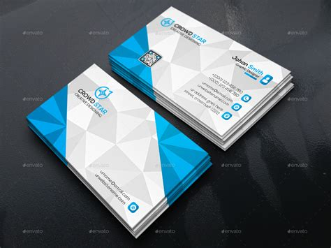 Corporate 3d Business Card By Naimhossain