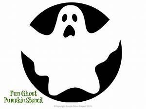 Ghost, Pumpkin, Stencil, -, Pumpkin, Pattern, -, Pumpkin, Template