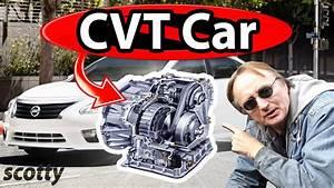 Should You Buy A Cvt Transmission Car  How It Works