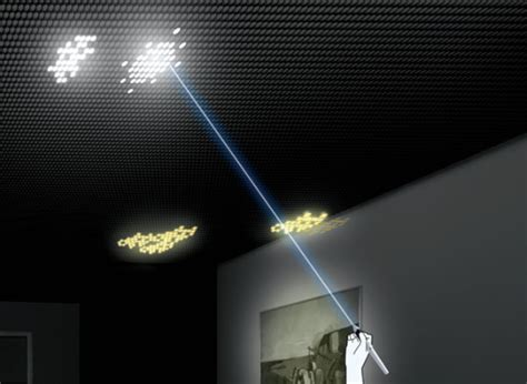 draw the light customizable led ceiling inhabitat