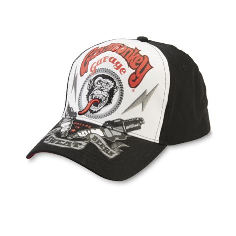 gas monkey garage hats gas monkey garage s baseball hat