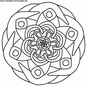 Ausmalbilder Mandala Malvorlagen Ausmalbilder
