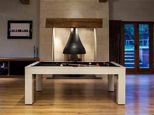 Duo, Milano, Piano, White, Pool, Dining, Table