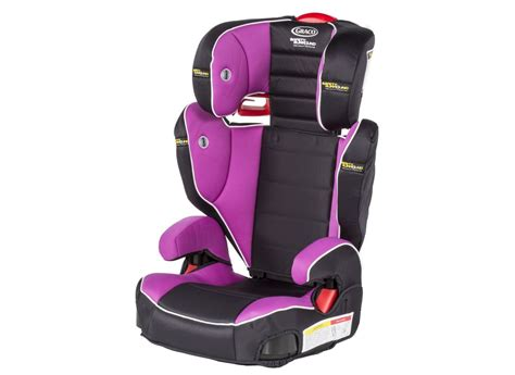 Graco Turbobooster With Safety Surround Car Seat Specs