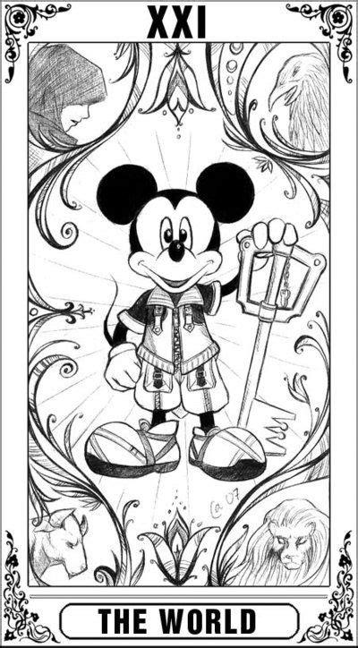 27 best Disney Kingdom Hearts coloring pages Disney images