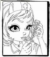 Nurse Jadedragonne Deviantart Mad Coloring Pages Nurses Digital Adult Colouring Pie Cutie Books Stamps Sheets Nursing Anime Digi Thank Marry sketch template