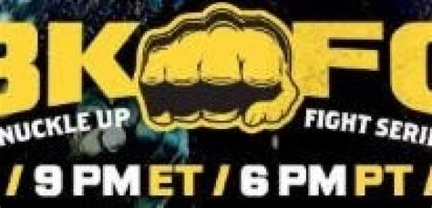 23 июля 2021 на арене florida state fairgrounds (тампа, флорида, сша) пройдет вечер боев на голых кулаках bare knuckle fc 19: BKFC 7 TO STREAM LIVE & FOR FREE WORLDWIDE THROUGH FITE & ON THE BKFC YOUTUBE PAGE - Villainfy Media