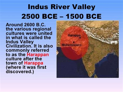 Chapter 1 Overview Indus Valley