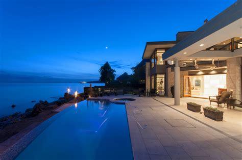 custom built contemporary home  bellevue avenue lh