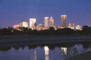 Downtown Oklahoma City OK