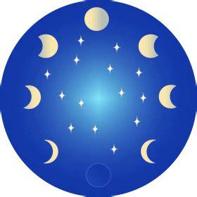 lunar phases  natal chart cafe astrology