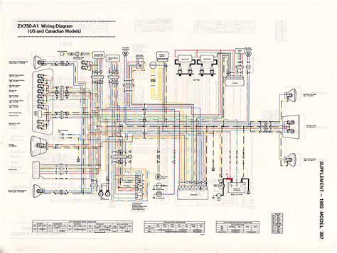 Solved Kawasaki Gpz Wiring Diagram Fixya