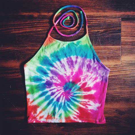 Pinterest Brianar1027 Tie Dye Crop Top Tie Dye