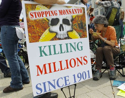 March Against Monsanto: Why 50 Countries Are Boycotting ...