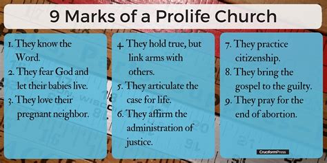 lest blood be shed ebook nine marks of a prolife church cruciform press