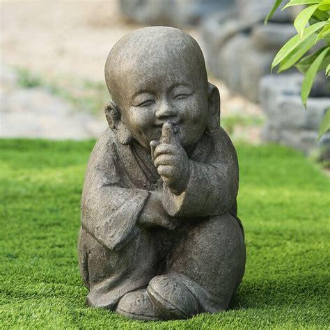 bloomsbury market nickell quiet  buddha statue