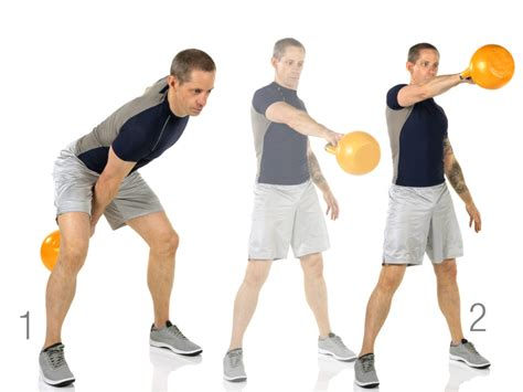 Kettlebell Swing How To Master The Kettlebell Swing And Lify It