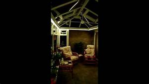 Led Light Remote Not Working Conservatory Colour Change L E D Light By Fab