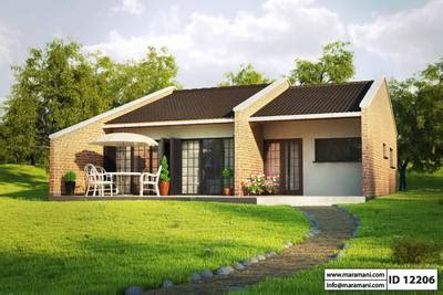 Unique Small House Plan ID12209 Floor Plans by Maramani