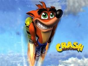 wallpapers: Crash Bandicoot